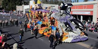 new orleans thanksgiving parade peta takes dramatic stand against seaworld u0027s rose parade float