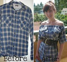 how to make flannel shirt dress sew handimania