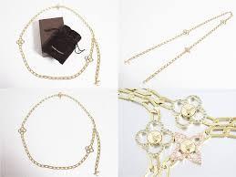 Necklace Monogram Brandvalue Rakuten Global Market Louis Vuitton Louis Vuitton