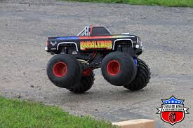 original bigfoot monster truck retro excaliber