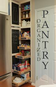 diy above fridge tray divider shelving pantry and organizations