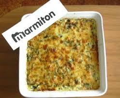 recettes de cuisine simples et rapides gratin de courgettes simple et rapide recette de gratin de
