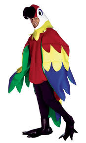 animal costumes parrot costume costumes