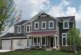 Red Eagle Roofing by Exterior Exterior Decoration With Eagle Roofing And Glass Window