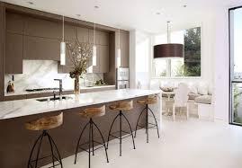 brown granite countertops set beige wall paints neutral kitchen