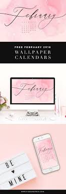 march 2018 wallpapers and folder icons whatever bright things free january 2018 wallpaper calendars watercolor wallpaper pink
