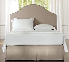 Pottery Barn Upholstered Bed Collection In Pottery Barn Headboard Chesterfield Upholstered Bed