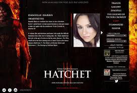 philip radvan blog archive hatchet 3 movie