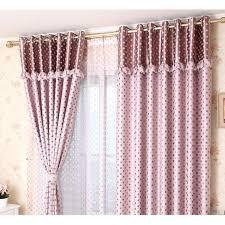 Pink Polka Dot Curtains Charming Pink Polka Dot Curtains And Polka Dot Curtain Panels