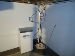 Built In Dehumidifiers For Basements by Basement Dehumidifier With Pump Basements Ideas