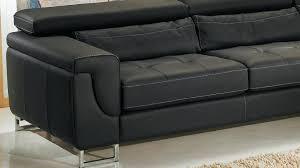 canapé cuir 5 places droit canape 4 places droit canapa sofa divan grand canapac droit quartz