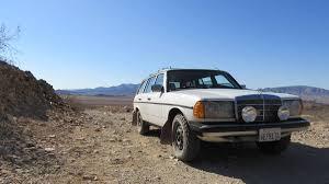mercedes california 1985 mercedes 300td road road trip in california