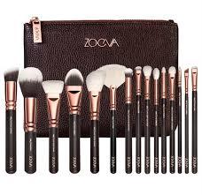 professional makeup tools 100 same original zoeva brush set professional makeup brush set