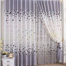 Polka Dot Curtains Grey Polka Dot Curtains 1 Polka Dots Curtains Made Of Polyester