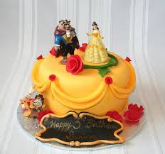 284 disney u0027s beauty beast cakes images