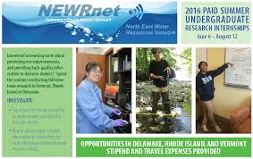 Vermont travel network images About undergraduate research internships north east water png