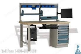 Industrial Computer Desks Industrial Computer Workstation Desk Computer Workstations Benches