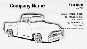 template at92785 31 auto truck pencil sketch tif