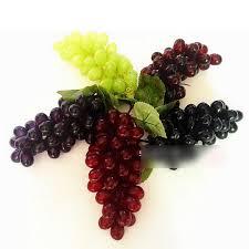 Grapes Home Decor Aliexpress Com Buy Newest 45 Grain Lifelike Artificial Grapes