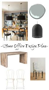 Homeoffice Home Office Client Before And After Nesting With Grace