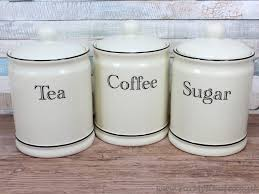uncategories tea coffee canisters gray canister sets antique