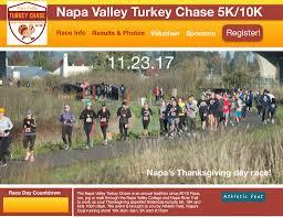 turkey images for thanksgiving napa valley turkey chase 5k 10k