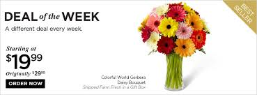 flower deals flower deals weekly flower delivery deal of the week ftd