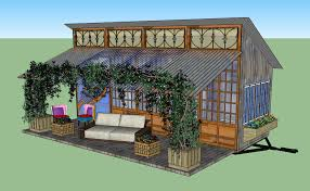 Tiny House Cartoon The Geaux Tiny House With Sip Frame