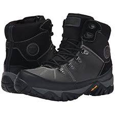 s insulated boots size 9 hi tec 40422 yeti ii 200 wpi s black gray insulated boots 9 ebay