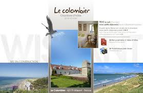 chambre d hotes wissant bed breakfast wissant le colombier