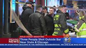 chicago halloween shooting off duty cook county sheriff u0027s officer among 3 shot in gold coast