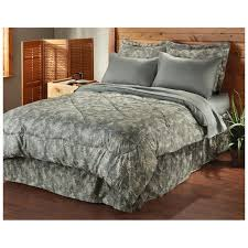 Orange Camo Bed Set Orange Camo Bedding Comforter Set King Bedroom Sets Camouflage