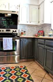 Kitchen Cabinet Curtains Bathroom Outstanding Grey Kitchen Cabinets Gray And White