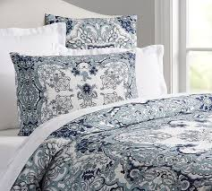 Duvet Protector King Size Bedroom Veronica Organic Duvet Cover Sham Pottery Barn For