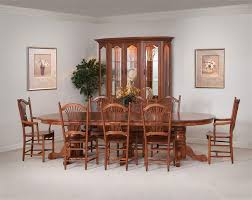 Amish Home Decor Amish Dining Room Tables With Leaves Elegant Amish Dining Room
