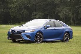 toyota camry test drive 2018 toyota camry overview cargurus