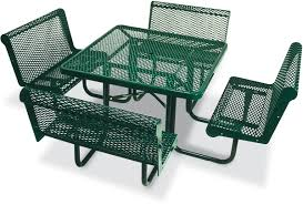 Exteriors Park Picnic Tables Commercial Picnic Benches Octagon by Square Capri Picnic Table Commercial Picnic Tables