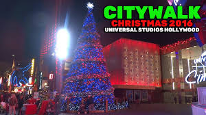 universal city walk halloween universal citywalk christmas decorations and lights at universal