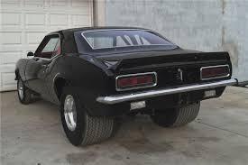 pro 68 camaro 1968 chevrolet camaro rs ss custom pro coupe 101967