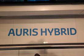 toyota hybrid logo una visita en fotos al toyota hybrid world en parís