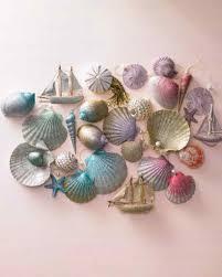 unconventional crafts involving sea shells