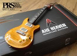 paul reed smith guitars custom promotional ornament axe heaven