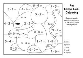 coloring page coloring math pages worksheets multiplication page