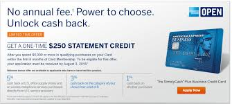 amex simplycash plus card now publicly available 250 or 500
