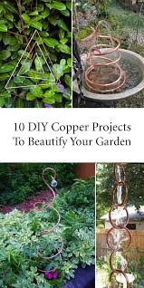 Copper Projects 10 Diy Copper Projects To Beautify Your Garden Jpg