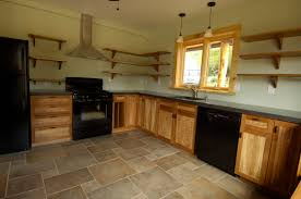 bookmatched spalted maple and cherry kitchen finewoodworking custom kitchen in asheville nc