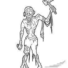 enchanted mummy coloring pages hellokids