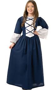 Party Halloween Costumes Kids Girls Colonial Costumes Girls Kids Colonial Halloween Costumes
