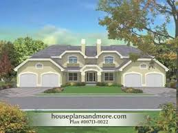 multi family homes video 1 house plans and more youtube