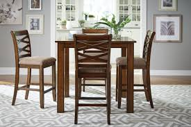 darby home co oakley 5 piece counter height dining set reviews oakley 5 piece counter height dining set